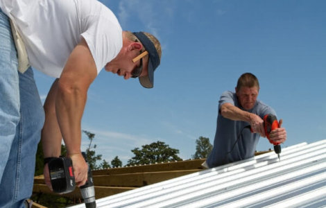 Metal Roofing Company St Paul